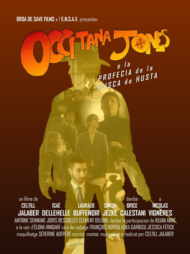 Occitana Jones
